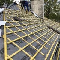 Toit en construction | Couvreur 95 | Couvreur Taicom