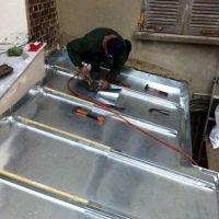 Couvreur 95 Taicom | zinc reparation